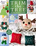 Trim the Tree: Christmas Ornaments to Stitch (Annies) (Annie's Sewing)
