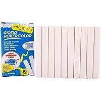 Robercolor Boîte de 10 Craies Blanc