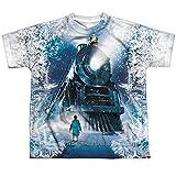 Polar Express The Journey Big Boys Sublimation Shirt
