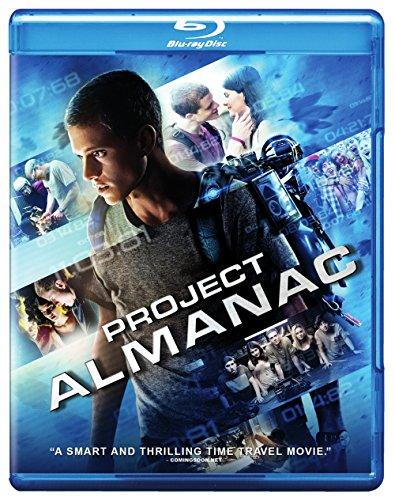 Bild von Project Almanac (BD) [Blu-ray]