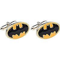SilverFox - Gemelli super eroe con logo di Batman