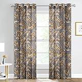 Home Fashion Faux Linen Curtains Review and Comparison