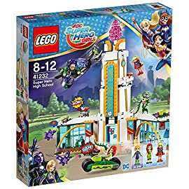 LEGO-DC-Super-Hero-Girls-41232-Highschool-der-Super-Heroes