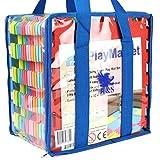 Best Baby Play Gyms - H&S 18pcs Soft Eva Foam Children Play Mats Review