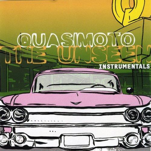 The Unseen: INSTRUMENTALS by Quasimoto (2001-02-20) - Instrumentals Quasimoto