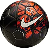 #4: Furious 3D CR7 Football (Material Used as per FIFA Recommendation ) Football - Size: 5(Pack of 1, Black, Red)