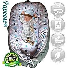 Papoose - Nido Para Bebés De 0 a 6 Meses Reductor Suave Y Adorable