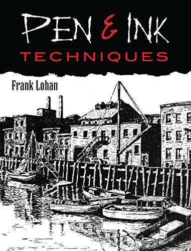 Pen & Ink Techniques (Dover Art Instruction) por Frank J. Lohan
