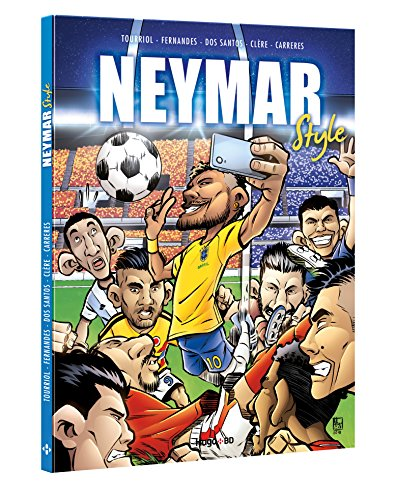 Neymar Style par Makma Studio