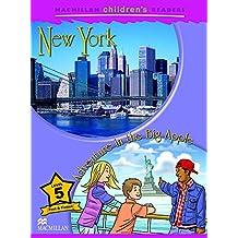 MCHR 5 New York (Macmillan Children Readers) - 9780230405028