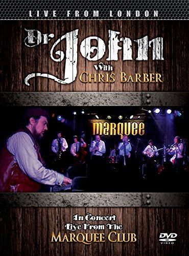 In Concert: Live From the Marquee Club by DR John Chris Barber