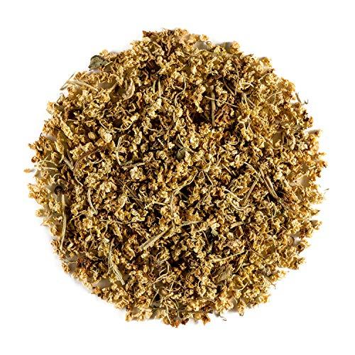 Holunder Blüten Kräutertee Bio Anbau - fruchtig-süß - Holunderblüten Tee - Holunderblütentee - Elder Flower - Sambucus 100g -
