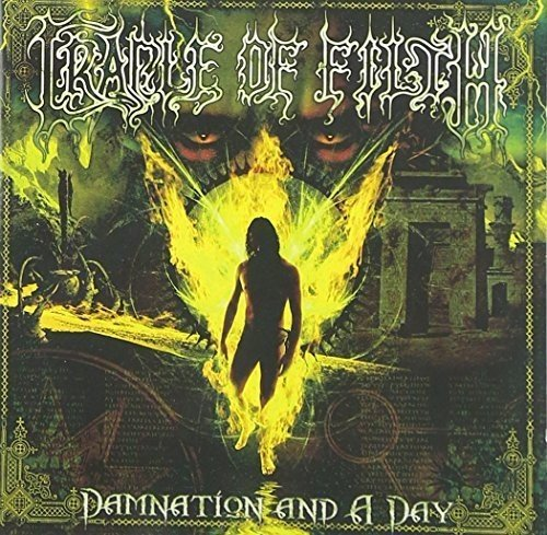 Cradle of Filth: Damnation and a Day (Audio CD)