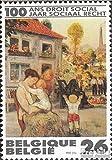 Prophila Collection Belgien 2315 (kompl.Ausg.) 1987 100 Jahre Sozialrecht (Briefmarken für Sammler)