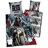 Ropa de cama reversible The Walking Dead - Daryl's Ride
