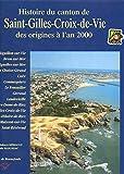 Image de Histoire du canton de Saint-Gilles-Croix-de-Vie