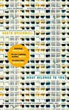 Front cover for the book What Belongs to You by Garth Greenwell
