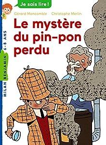 """Afficher """"Le mystère du pin-pon perdu"""""""