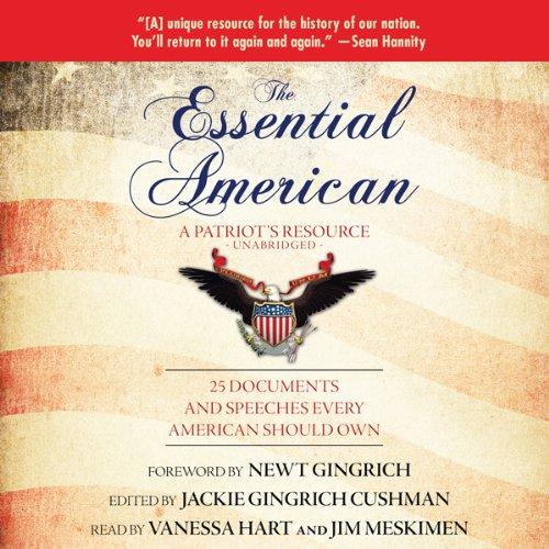 The Essential American  Audiolibri