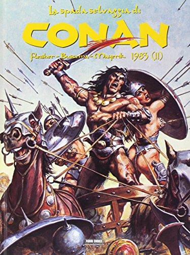 La spada selvaggia di Conan (1983): 2