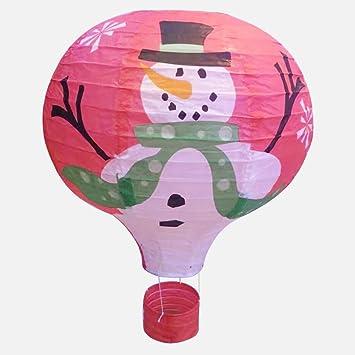 Hot air balloon paper lantern birthday christmas party wedding hot air balloon paper lantern birthday christmas party wedding decoration amazon kitchen home junglespirit Choice Image