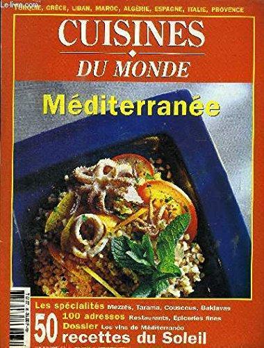 Larousse cuisines monde canada par Collectif