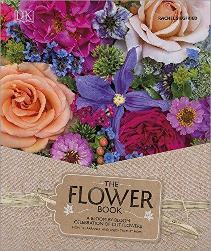The Flower Book por Rachel Siegfried