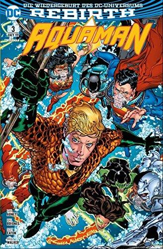 Aquaman: Bd. 3 (2. Serie): Die Flut