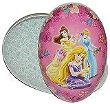 Unbekannt Füll - Pappei 18 cm Disney Prinzessin Rapunzel Belle Aschenputtel - Osterei / Ei zum befüllen - Deko Pappe Papp Pappeier Dekoei Pappostereier Füllen Princess