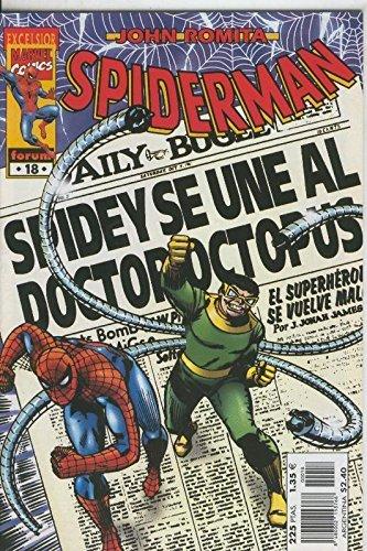Spiderman de John Romita numero 18