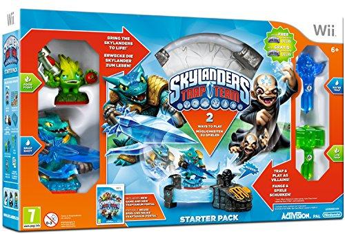 Skylanders : Trap Team - starter pack [import anglais]