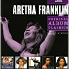Original Album Classics : Who's Zoomin' Who? / Aretha / What You See Is What You Sweat / A Rose Is Still a Rose / So Damn Happy (Coffret 5 CD)