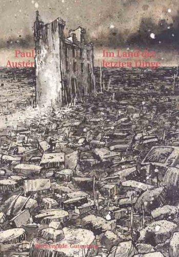 Buchseite und Rezensionen zu 'Im Land der letzten Dinge' von Paul Auster