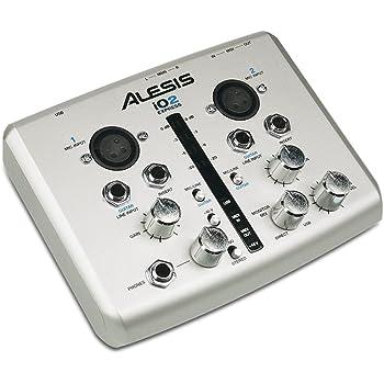 Alesis IO2 Express   Audio Interface