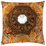 Free-shipping Circularity - Florence, Italy - Throw Pillow Cover Case (18