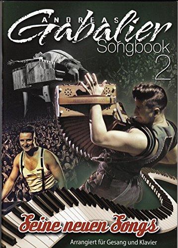 Preisvergleich Produktbild Andreas Gabalier - Songbook 2 - Seine neuen Songs