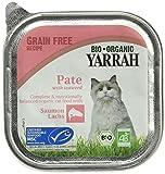 Yarrah Bio Pate Lachs mit Seetang, 100 g