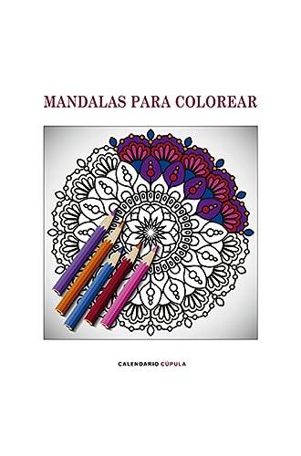 Descargar Calendario Mandalas Para Colorear 2019 Aa Vv