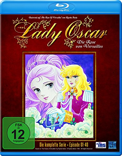 Lady Oscar - Die Rose von Versailles - Die komplette Serie: Episode 01-40 [Blu-ray]