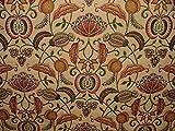 Pandoras A4Probe Appleby Manor Designer Jacquard Vorhang Polster Kissen Raffrollo Stoff