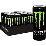 Monster Energy Drink Can - 355ml - Original (12 Pack)