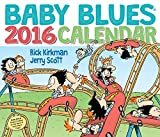 Baby Blues 2016 Day-to-Day Calendar