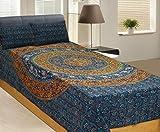 Jaipur Print 150 TC 100% Cotton Single B...