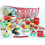 Kinder Überraschung, Kit Angry Birds Figuras de la Niños Joy Ei - Sommerei