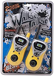 Brunte Walkie Talkie 2 Player System Good quality and voice clarity
