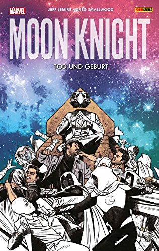 Moon Knight: Bd. 3 (2. Serie): Tod und Geburt