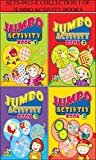 Collection 1 of Jumbo Activity Books
