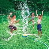 Best Water Sprinkler For Kids - New Banzai Geyser Blast Sprinkler Kids Water Fun Review