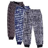 #6: SOFTONE Boy's Designed Kids Lower/Pyjama/ Full Pant (Combo of 3)