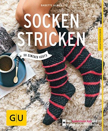 Socken stricken: So einfach geht's (GU Kreativratgeber) (Stricken Socken Einfache)